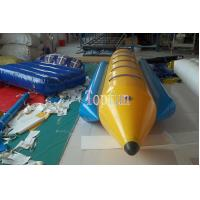 China 5 Person Banana Boat Inflatables / Hot Sale Inflatable Banana Boat / Inflatable Water Banana Boat for sale