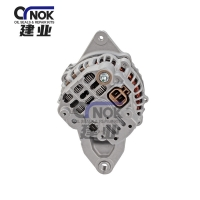 Wholesale 12V 80A CATERPILLAR C3.3 Engine Alternator 3979953 1G39864011 1G39864012 A5TA8277 Fit For 236D 242D 257D 259D Excavator from china suppliers