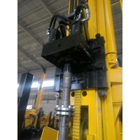 Wholesale Top Head Drive High Torque Hydraulic Water Well Drilling Rig from china suppliers
