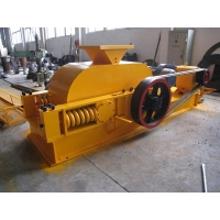 Wholesale Artificial Double Roller Crusher Large Capacity For Stone Crushing from china suppliers