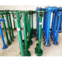 China NL Vertical submersible slurry pump not clogging drainage pump on sale