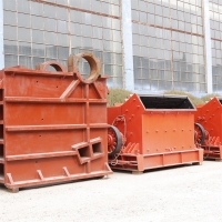 Wholesale High Efficiency Quarries Rocks 1-3t/H Stone Hammer Crusher from china suppliers