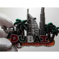 China Designer painted metal fridge magnetic, Dubai design refrigerator magnets small quantity, on sale