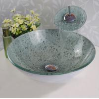 Wholesale bathroom glass sink art sanitary ware manufacturer wash basin bowl from china suppliers