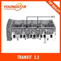 China 6C1Q-6C032-AA  cylinder head  for Ford transit diesel engine 2,2L on sale