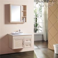 Wholesale 800*500mm Size Bathroom Sinks And Vanities Aluminum Alloy Material With Mirror Cabinet from china suppliers