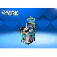 Buy cheap 22 inch kids aliens 2 player shooting cooperate arcade game machine Visual gun from wholesalers