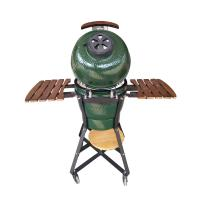 Wholesale Kimstone Professional Classic Kamado Grill , Green Bbq Grill CE Approved from china suppliers