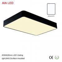 China LED-LCL-830x620-32W-BK 32W good price and economic LED Ceiling light on sale