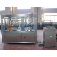 Wholesale Auto Stainless Steel Beer Canning Machine Adjustable Voltage 1000cph - 2000cph from china suppliers