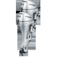 Honda outboard engine 15hp 20hp outboard bf15 bf20 for Honda outboard motor sales