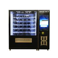China Credit Card Operated Beauty Products Electronic Mini Mart Vending Machine with Remote Control System for Public on sale