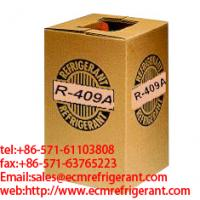 Wholesale refrigerant gas r409a from china suppliers