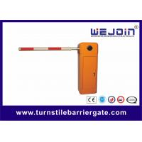 Wholesale Car Access Control Barrier Arm Gate With Die casting Aluminum Alloy Motor from china suppliers