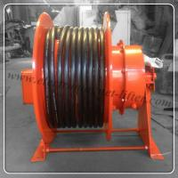 Buy cheap Retractable Cable Reel, Spring Loaded Cable Reel, Electric Cable Reel JTA200-15-2 product