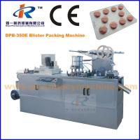 Wholesale DPB-350E Automatic Tablet Blister Packing Machine from china suppliers