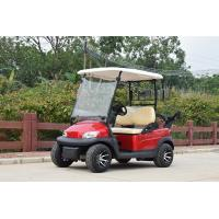 Buy cheap 2 Person Electric Golf Carts Club Electric Buggy With Golf Bag Bracket With CE from wholesalers