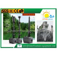 Wholesale 5500L / H Waterproof Water Fountain Submersible Pump Wear Resistant 240v from china suppliers