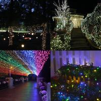 China Solar Powered LED Decorative Lights IP65 Protection Grade USB Charging Out on sale