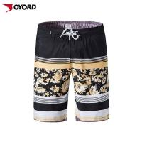 Wholesale Anti UV A Custom Beach Shorts Athletic Colorful  Slim Fit Apparel Fully Lined from china suppliers