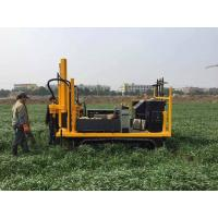 Wholesale 20ton crawler type soil static cone penetrometer from china suppliers
