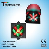 Wholesale 400mm (16 inches) Driveway & Toll Station Indicator Light of One Combined Unit (TP-CD400-3-401) from china suppliers