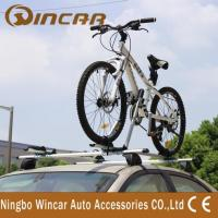 Wholesale Anti - Theft Aluminum Car Roof Bike Carrier Bike Racks Aluminum from china suppliers
