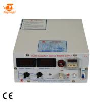 Wholesale Plating Rectifier High Frequency Switching Power Supply 15V 50A Small Size from china suppliers