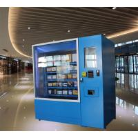 Buy cheap Automatic Operated Frozen Food Refrigerated Vending Machines Made From Reliable from wholesalers