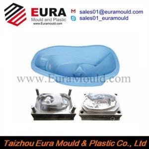 China EURA Plastic Wash Basin Cabinet Mould, Plastic Bath Tub Mould on sale