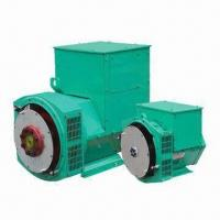 Wholesale Single Phase Brushless Synchronous Alternator with 1,500 or 1,800rpm Speed from china suppliers
