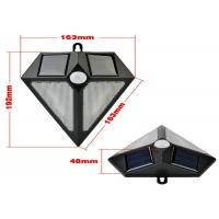 Wholesale Powerful 6 Led Motion Sensor Solar Lights Outdoor One Year Warranty from china suppliers