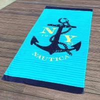 Wholesale Hammam Stylish Beach Towel Digital Print For Personalized Pool Swimming from china suppliers