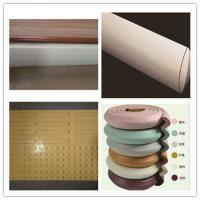 Wholesale Flame Retardant Floor Tile Accessories For Acrovyn Wall Protection / Wall Corner Protectors from china suppliers