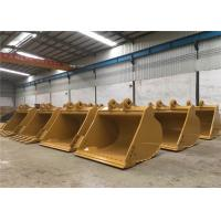 Wholesale Durable Mini Digger Buckets , Excavator Grapple Bucket Wear Resistance from china suppliers