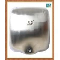Wholesale Aike New CE Certificate World Patent Eco Friendly Automatic 304 Stainless Steel Single High Speed Jet Air Hand Dryer for Toilet (AK2801) from china suppliers