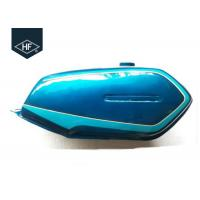 Buy cheap Colorful 9L Motorcycle Tank Other Motorcycle Parts Iron With Painting For SUZUKI from wholesalers