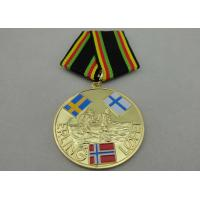 ERLING LOPEZ Die Stamping Copper / Zinc Alloy / Pewter Custom Awards Medals for Sport Meeting