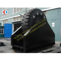 Wholesale Roller Rubber Dock Fenders , Wheel Molded Marine Dock Bumpers from china suppliers