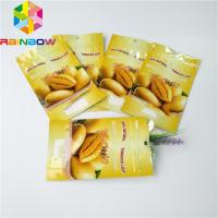 China 250g 500g dries fruit custom foil lined bottom gusset stand up pouch mylar plastic moisture proof doypack bags on sale