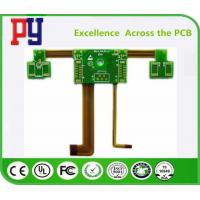 Wholesale High Precision Rigid Flex PCB Polyimide Fr4 Base Material 1-3 Oz Copper Thickness from china suppliers