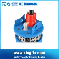 Wholesale DC Submersible well pump/solar pump solar water pump from china suppliers