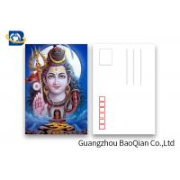 Wholesale Customized 5D Effect 3D Lenticular Postcards 157g Coated Paper 5D Effect from china suppliers