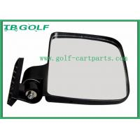 Wholesale Durable Golf Cart Side Mirrors HD Vision / Golf Cart Accessories Vibration Resistant from china suppliers
