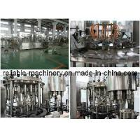 Wholesale PLC Control Fresh Fruit Orange Juice Hot Filling Machine CGFR18-18-6 from china suppliers