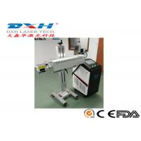 Wholesale Aluminum Structure Automatic Laser Marking Machine For Outer Of Food Packaging from china suppliers