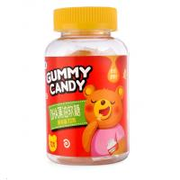 Wholesale Nutritional DHA Gummy Vitamins , Kids Multivitamin Gummies Anti Fatigue from china suppliers