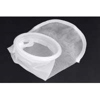 Buy cheap Hanging Loop 60 Micron Liquid Filter Bag With Seam for industry filter bag from wholesalers