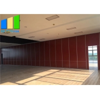 Wholesale Commercial 5 Star Hotel Sliding Folding Partition Walls For Restaurant from china suppliers