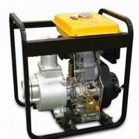 China Diesel Water Pump with 7hp Yamaha Type Engine and 8m Maximum Suction Head on sale